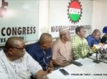 NLC Suspends Ongoing Nation Wide Strike