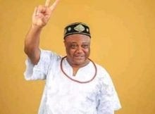 Chief Great Ovedje Ogboru