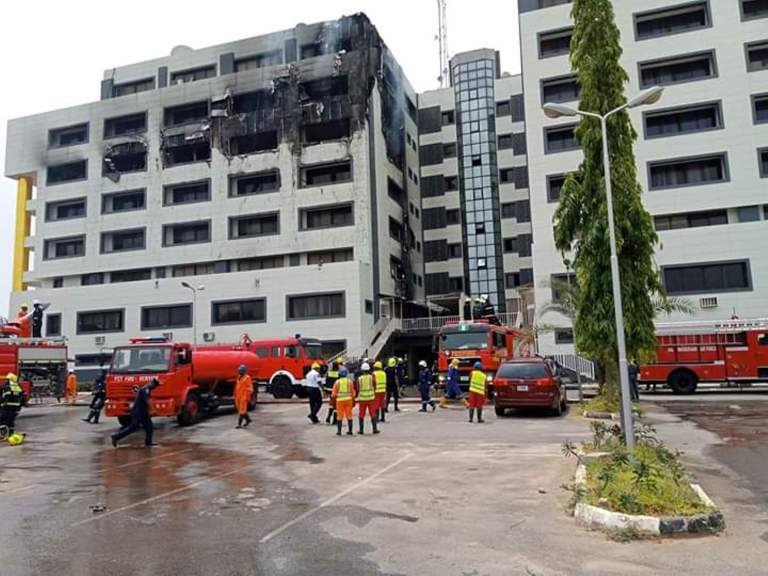 PDP CALLS FOR INVESTIGATION INTO TREASURY HOUSE FIRE