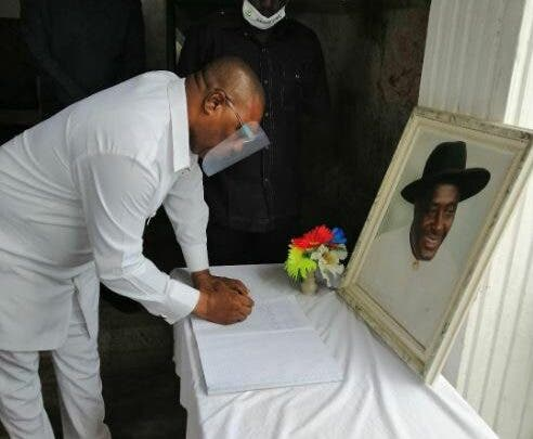 OKOWA MOURN LATE OVERAH, ONE OF OUR FINEST