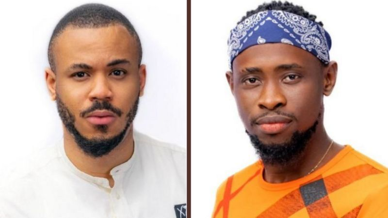 Trikytee And Ozo Is Evicted From Big Brother Naija Lockdown House