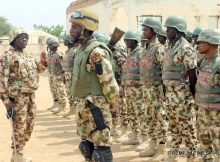 Lagos State Government Invited Us To The Streets – Army