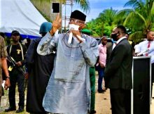 My Desire For Development And Not To Give Handouts — Omo-Agege