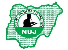 Nuj Glares At State Government Attitude Towards Flood Victims.