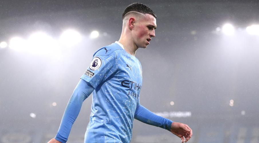 City In Third Place As Foden Strikes Against Brighton