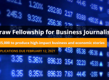 Mcgraw Fellowship For Business Journalism Grants