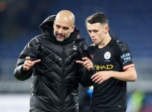 Guardiola Tells Foden Not To Get Carried Away 1