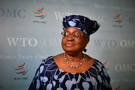 okonjo iweala first female wto dg to assume office