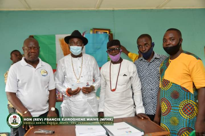 waive urges supporters to reg as he revalidate apc mem 1
