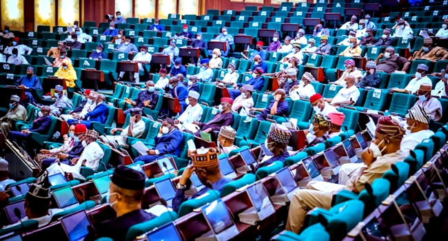 house of reps okay fg 1.5bn external borrowing plan to finance projects