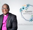 edafe hitler celebrate with rt hon rev francis waive on his birthday