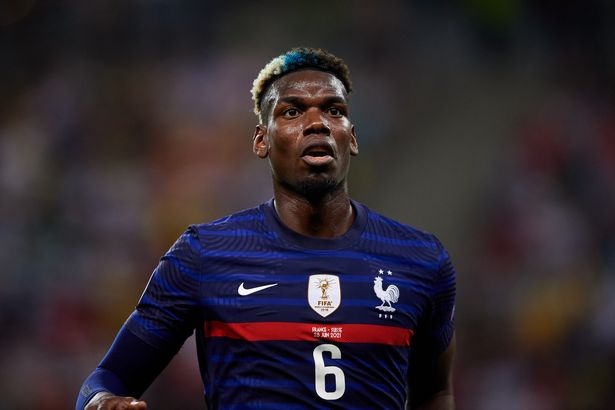 MANCHESTER UNITED 'INTERESTED IN GRIEZMANN', WAIT FOR PAUL POGBA